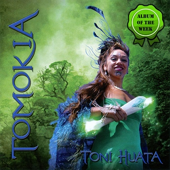 TOMOKIA - Chart topping album for Toni Huata